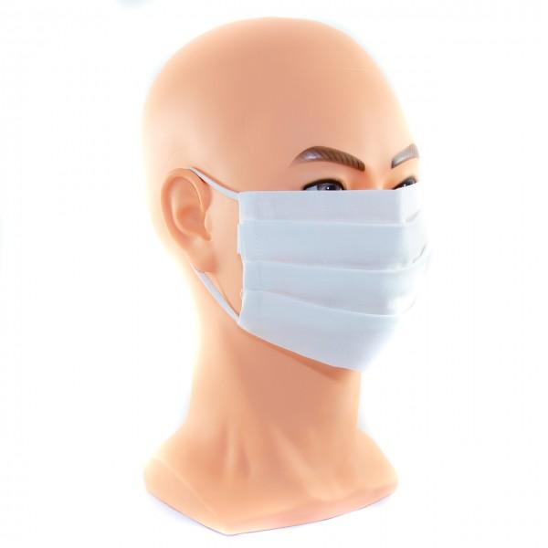 Maske 100% Baumwolle, wiederverwendbar