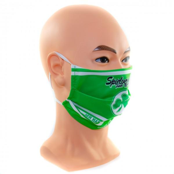 Polyester Maske wiederverwendbar inkl. Druck
