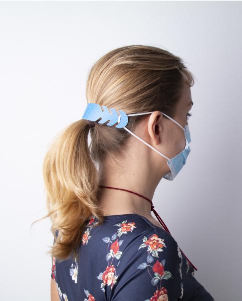 Halterung für Schutzmasken